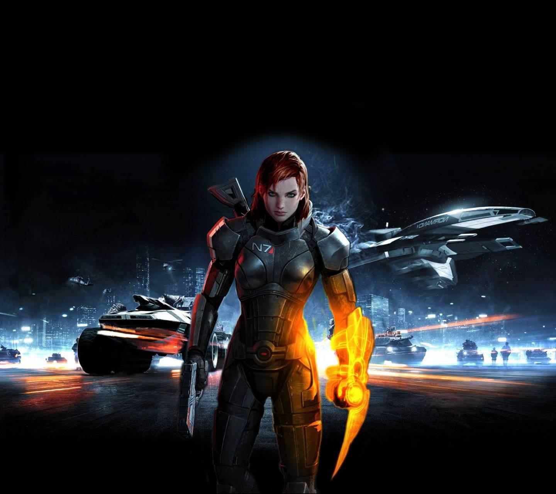 Mass Effect Bf