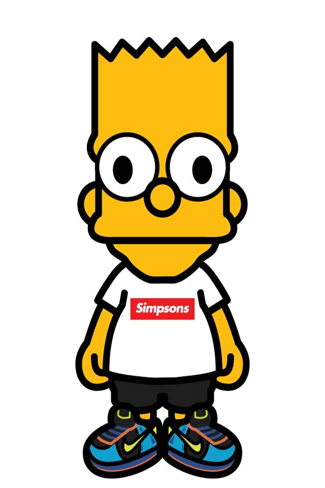 Bart Supreme Wallpaper By Don Rom E9 Free On Zedge