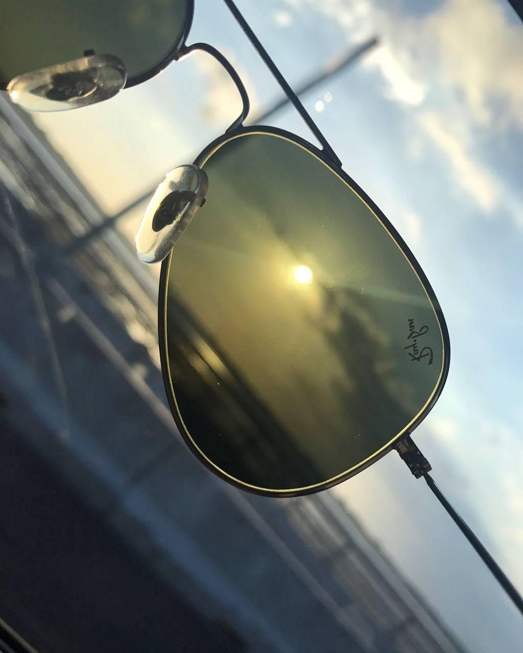 Shades and sun