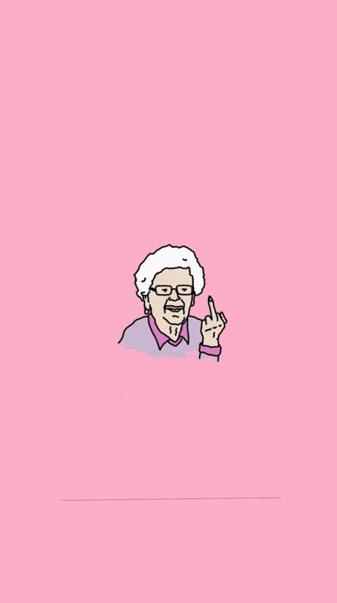 Bad grandmother