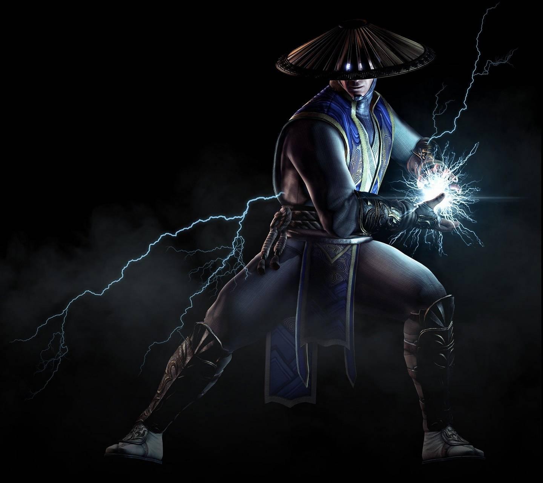 Raiden-Mortal Kombat