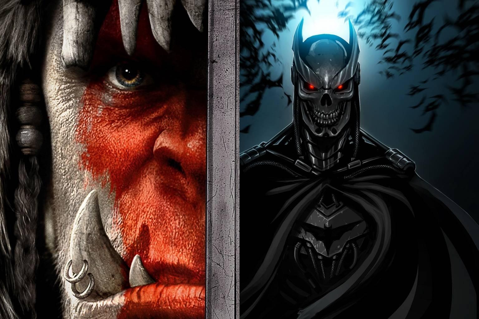 Warcraft vs Batman