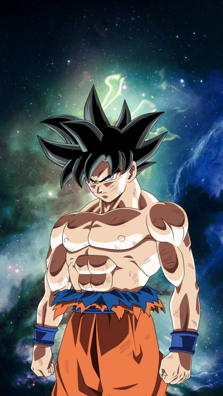 goku ultra instinct wallpaperdbjerzy - b1 - free on zedge™