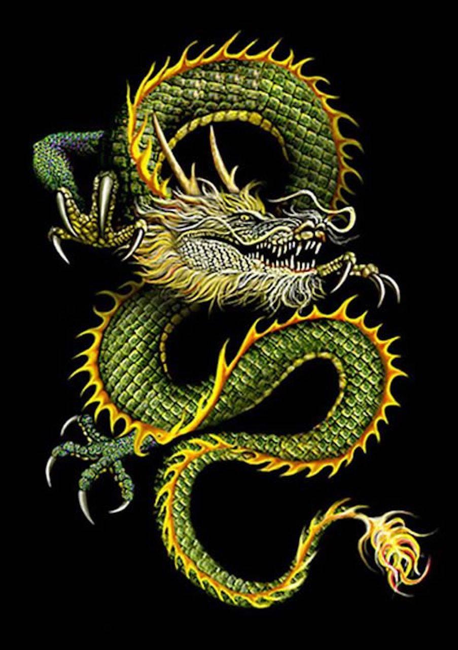 chinese dragon wallpaper by tubar - 25