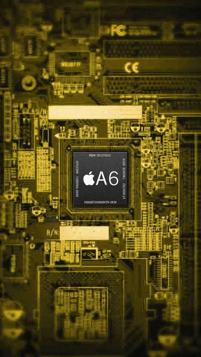 Golden A6 Inside