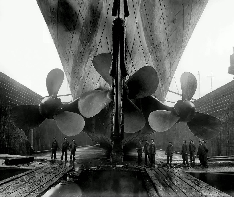 Titanic Screws