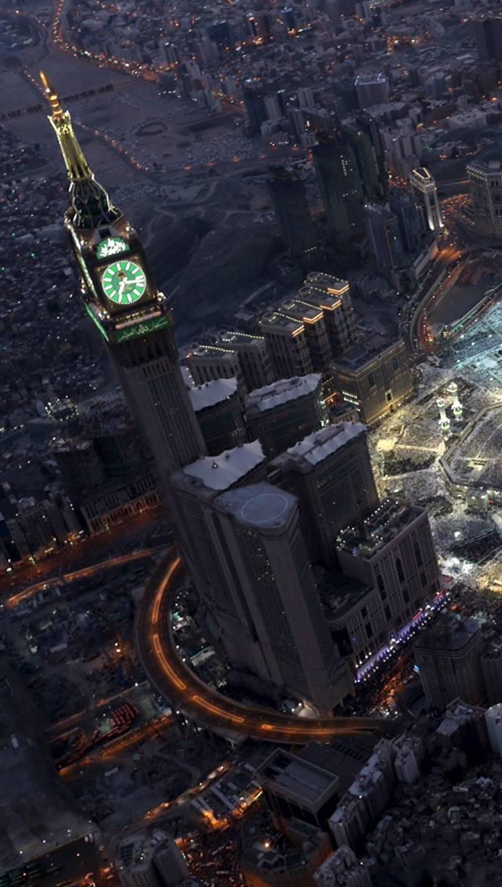 Clock Tower Mecca