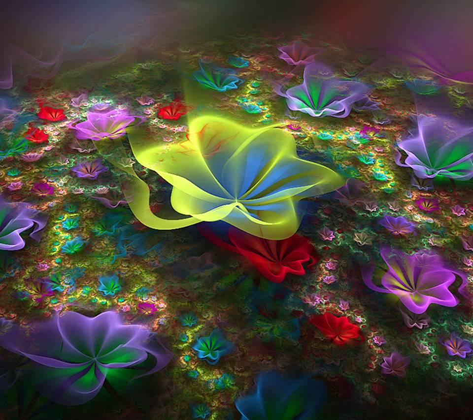 Digital Flowerbed