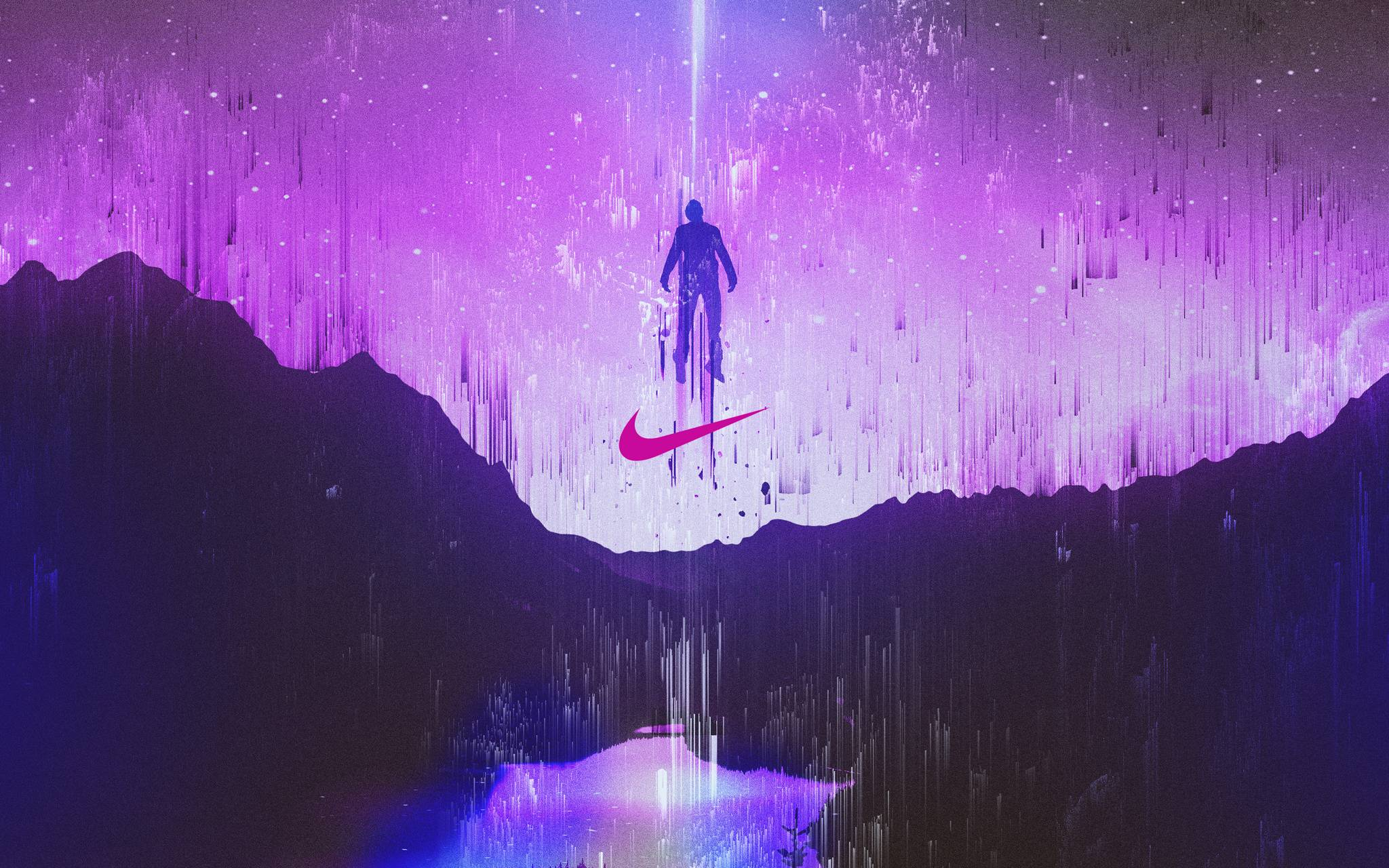 Aplicado Fortalecer Afirmar  Nike Abstract wallpaper by Aztr0 - 56 - Free on ZEDGE™