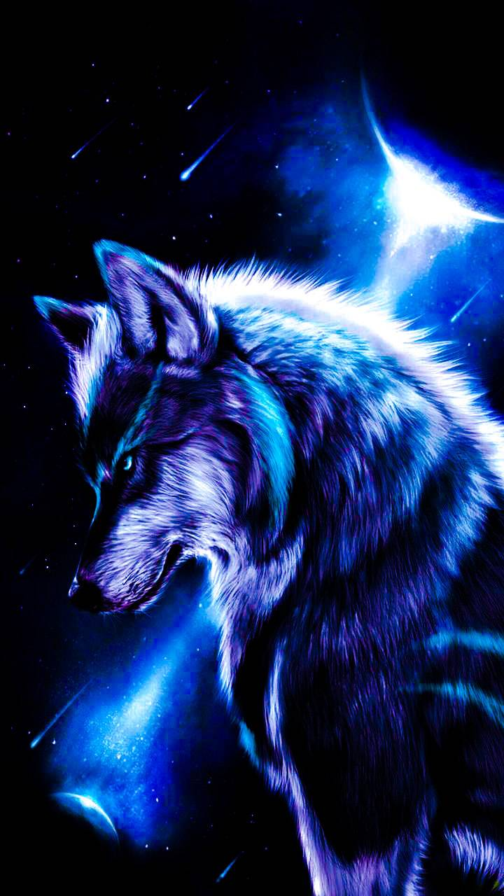 Blue Wolf Wallpaper By Subzero5767 D0 Free On Zedge
