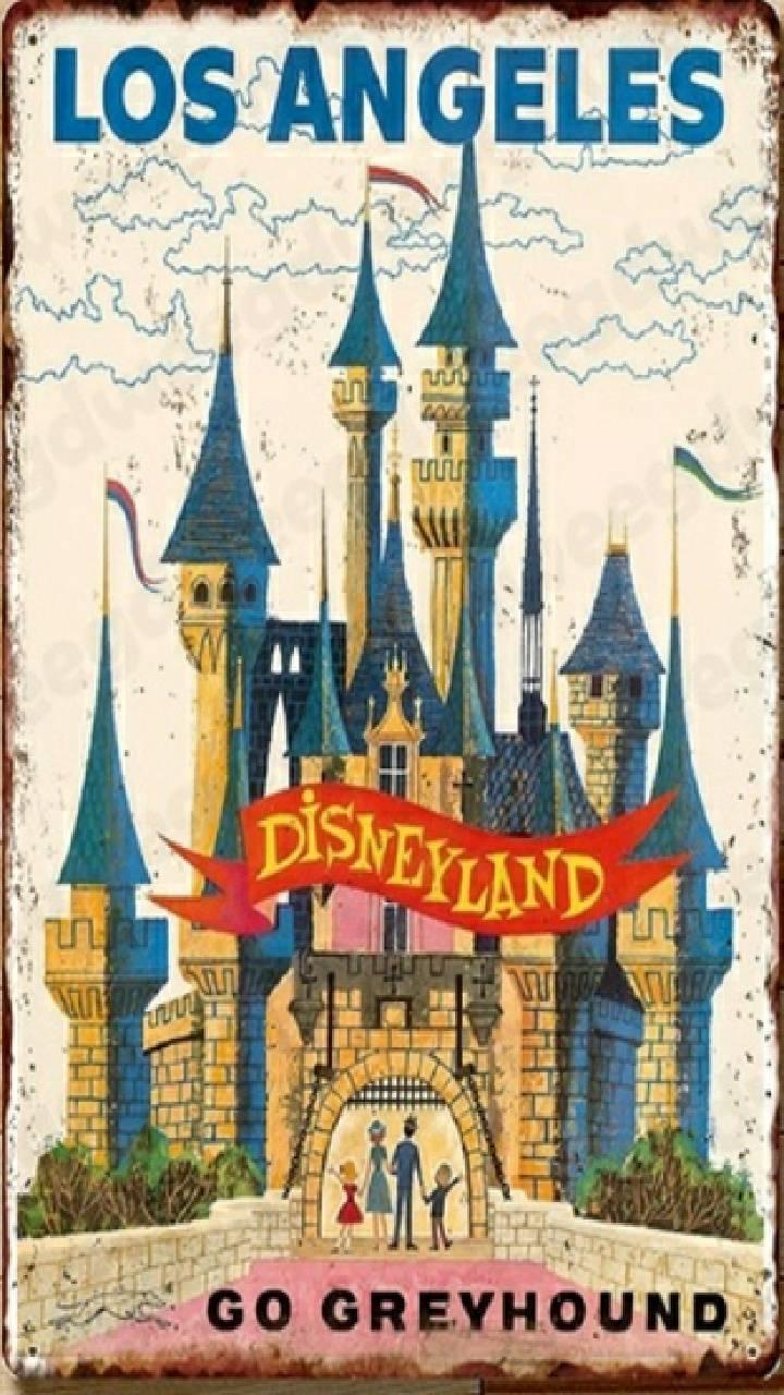 Vintage Disney Wallpaper By Winstonsmom 38 Free On Zedge