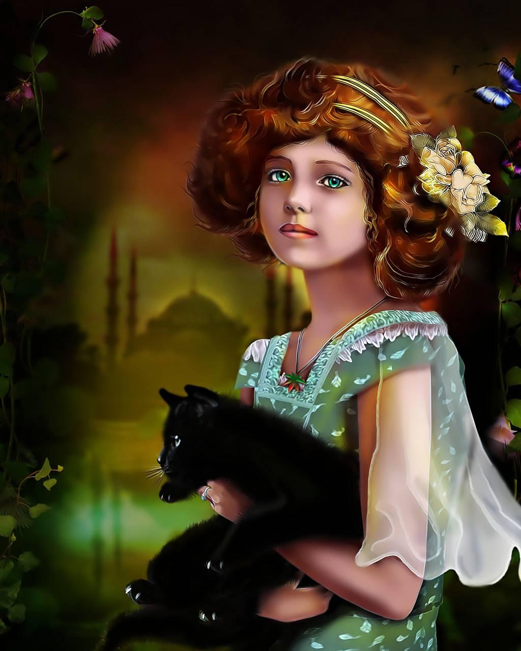 beautiful girl 2