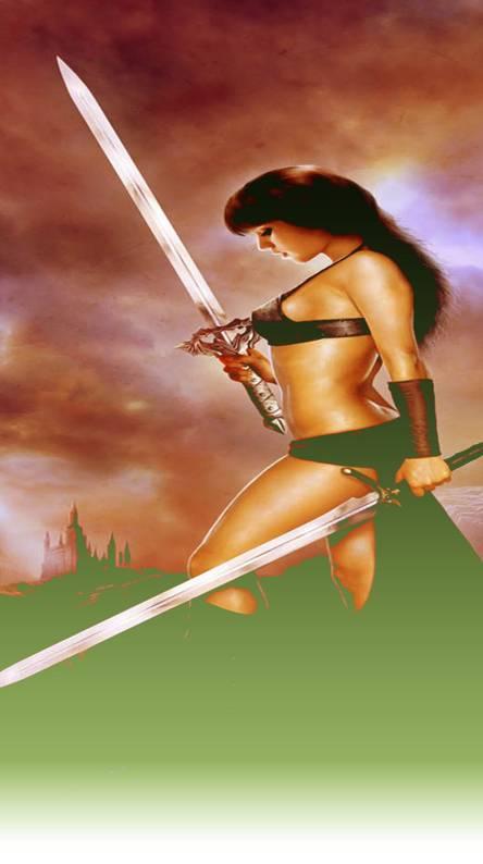 Warrior Beauty