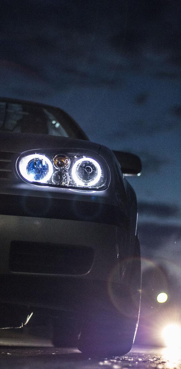 Golf MK4 Angel Eyes
