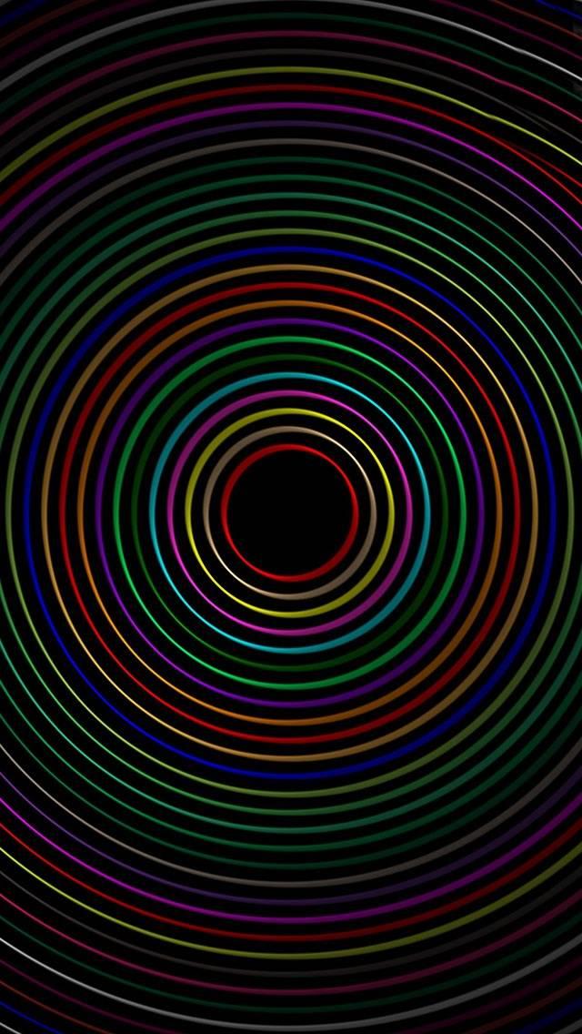 Circle blur