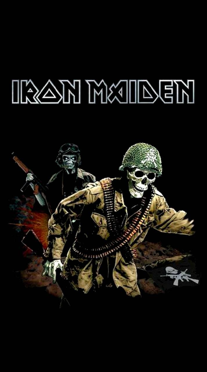 Iron Maiden Wallpaper By Crooklynite 48 Free On Zedge
