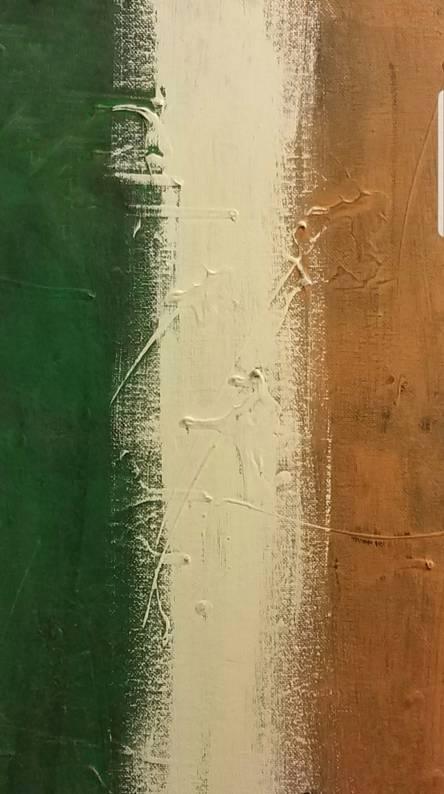 Ireland Flag BPT