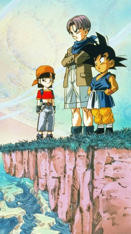 Dragon Ball Gt Wallpapers Free By Zedge