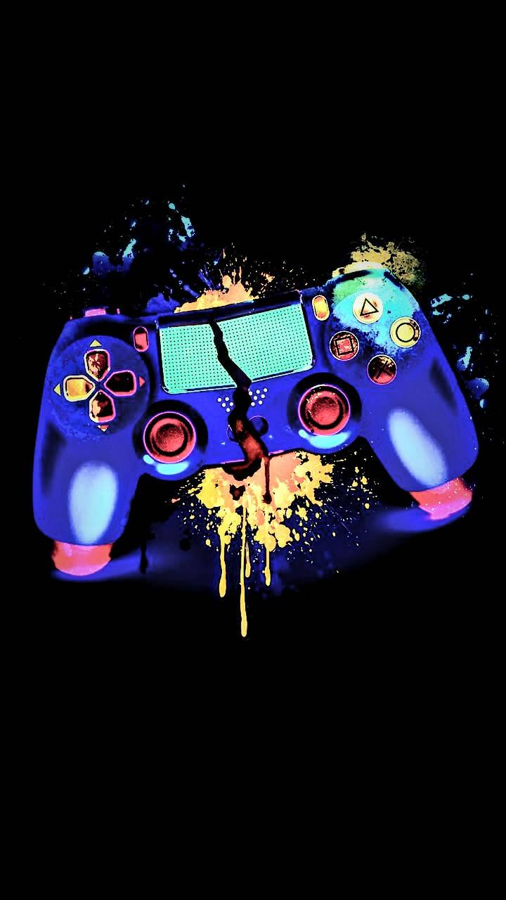 Ps4 Controller Wallpaper By Boredo 31 Free On Zedge