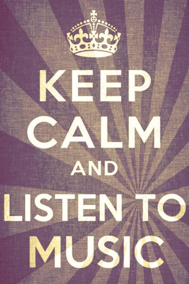 Keep Calm Music Wallpaper By Amirchen4 69 Free On Zedge