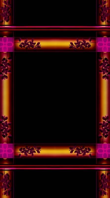 Design Gold Purple