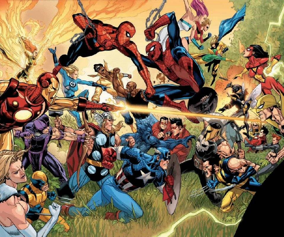 Marvel Civil War 2