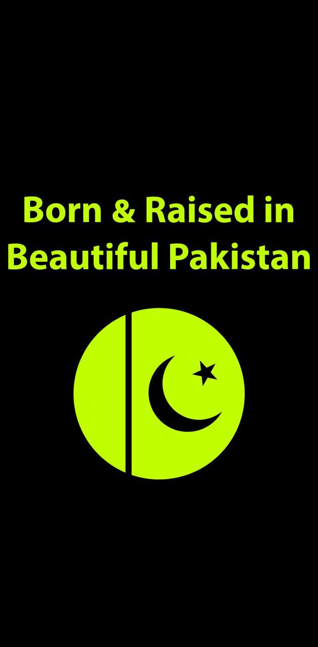 Born Pakistan