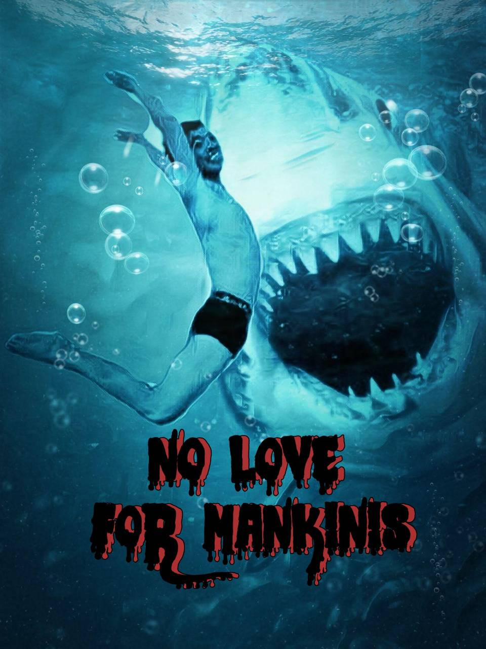 No love for mankinis