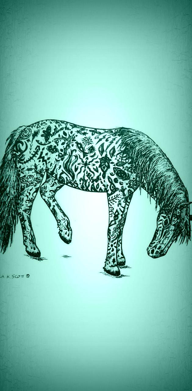 Tattoo Horse Art