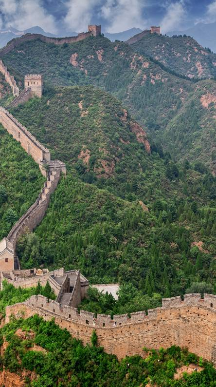 Great Wall Of China Wallpapers Free By Zedge