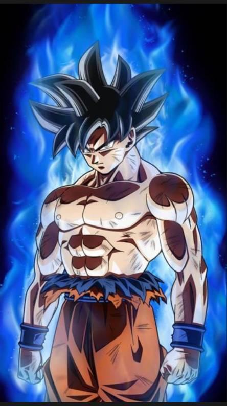 Dragon Ball Goku Ultra Instinct