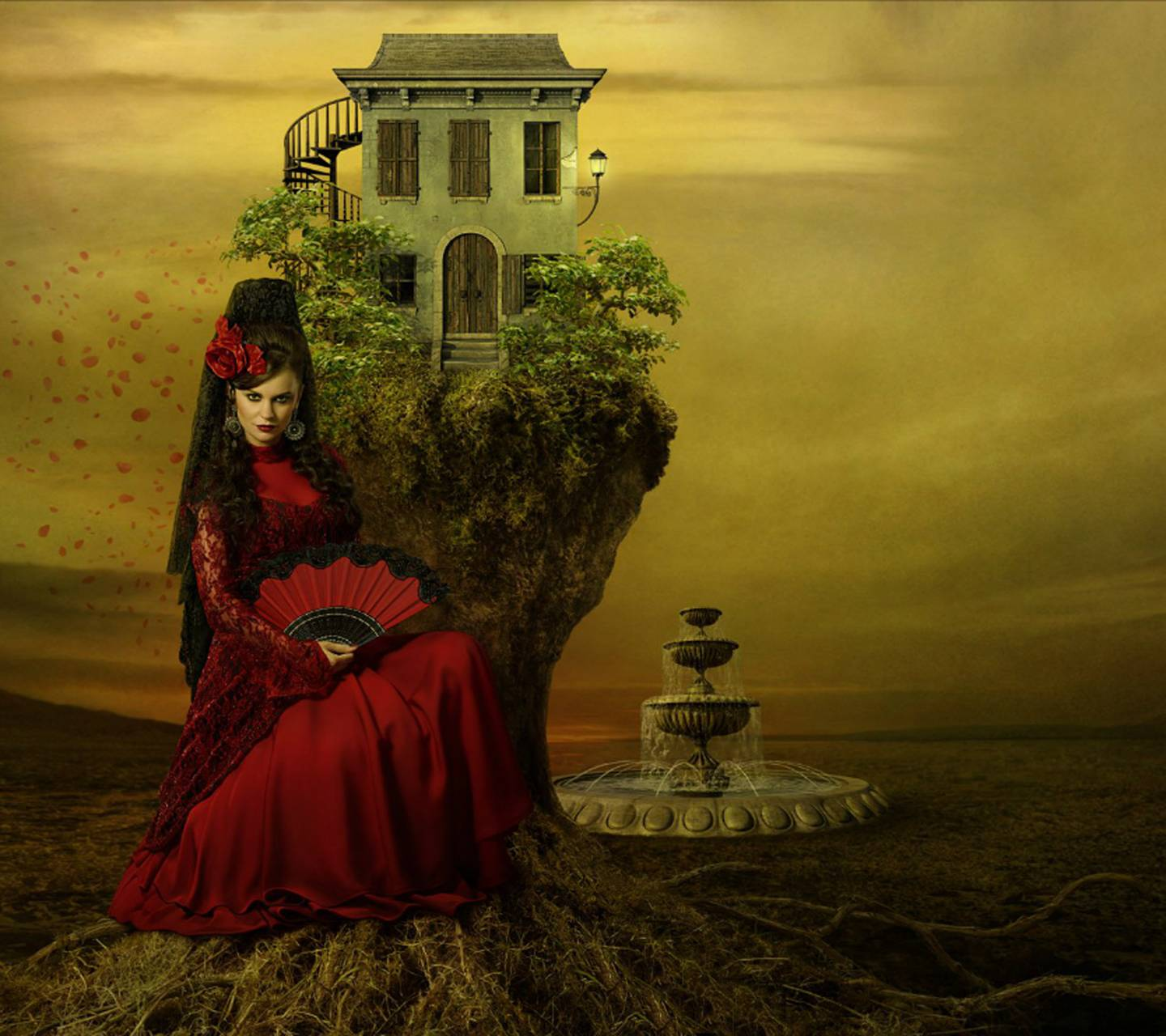 Red Beauty Dream