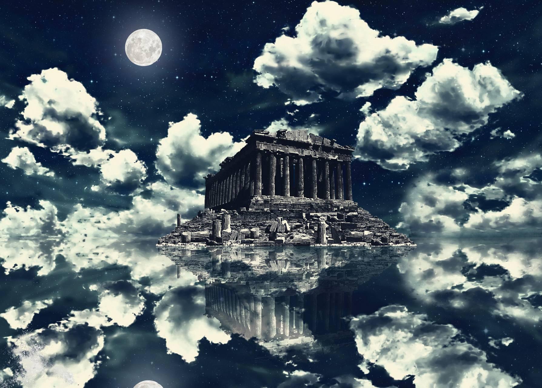 Greece Akropolis