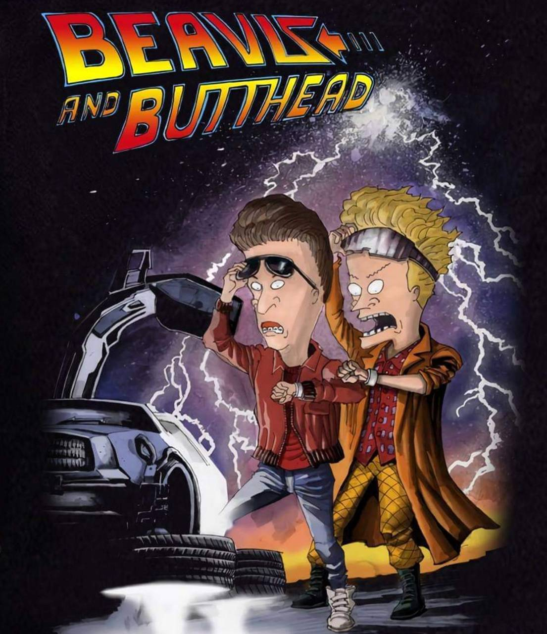 Beavis And Butthead Wallpaper By Chnewhouse4444 0f Free On Zedge