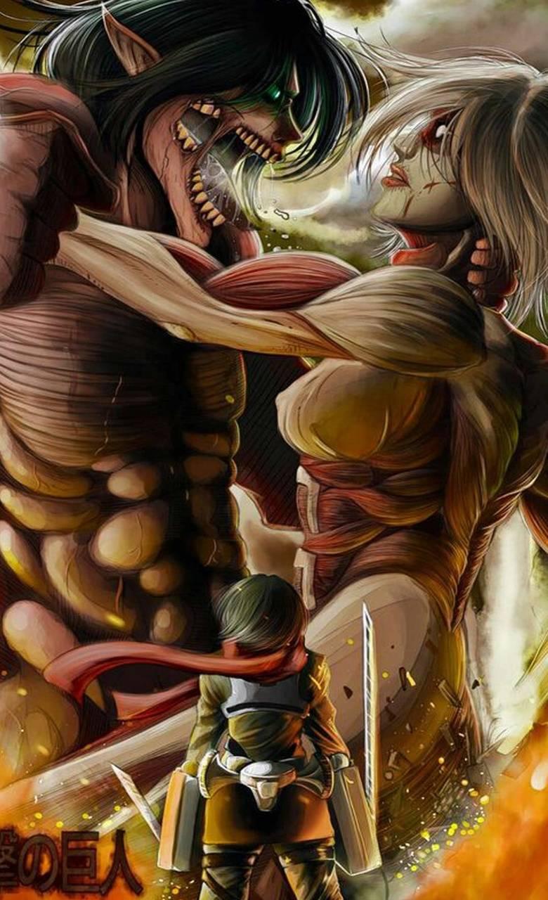 Shingeki No Kyojin Wallpaper By Kishidroid237 C2 Free On Zedge