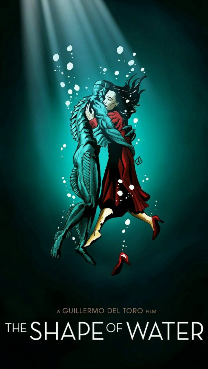 Shape Of Water Wallpaper By 100an F1 Free On Zedge