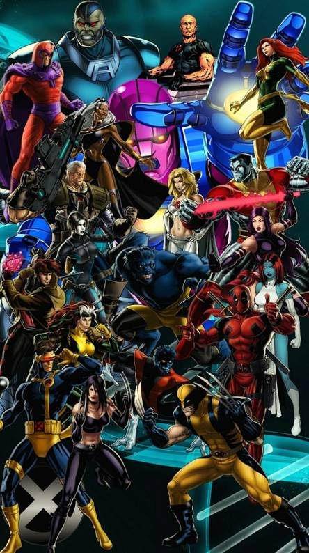 X Men Wallpapers Free By Zedge