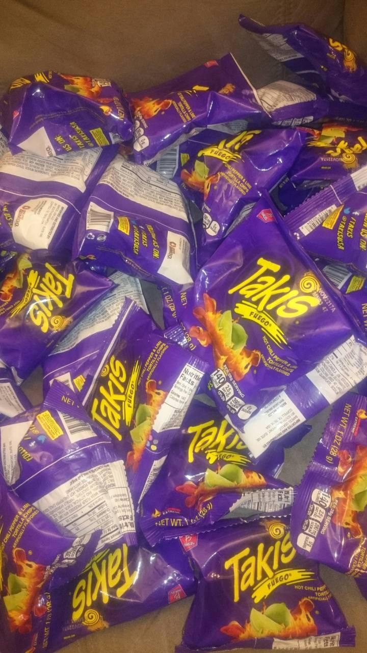 Takis Snack Bags