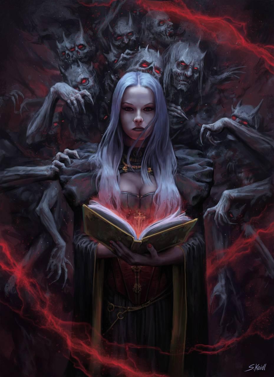 Dark Witch Wallpaper By Missystarburst 72 Free On Zedge