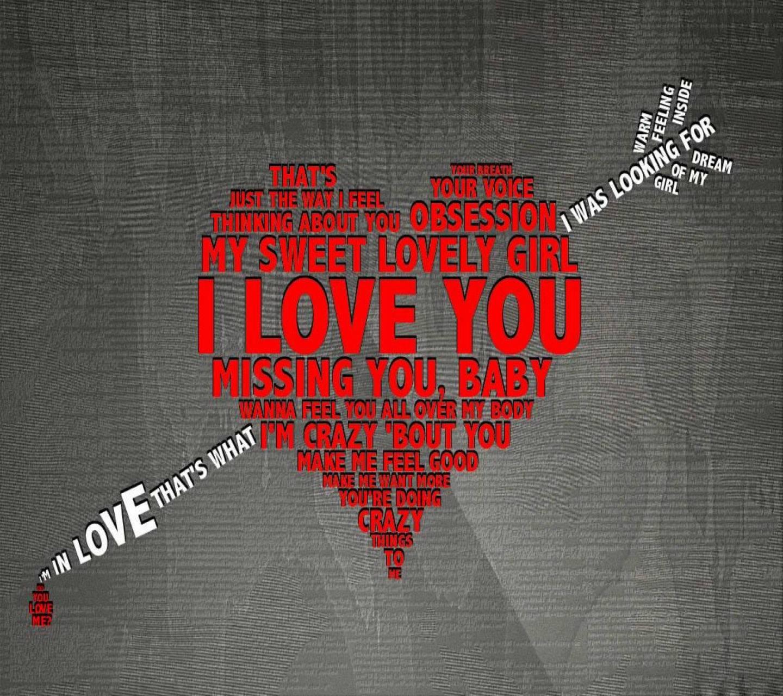 Love Heart Feelings Wallpaper by __LOV3ABL3__ - 7c - Free on