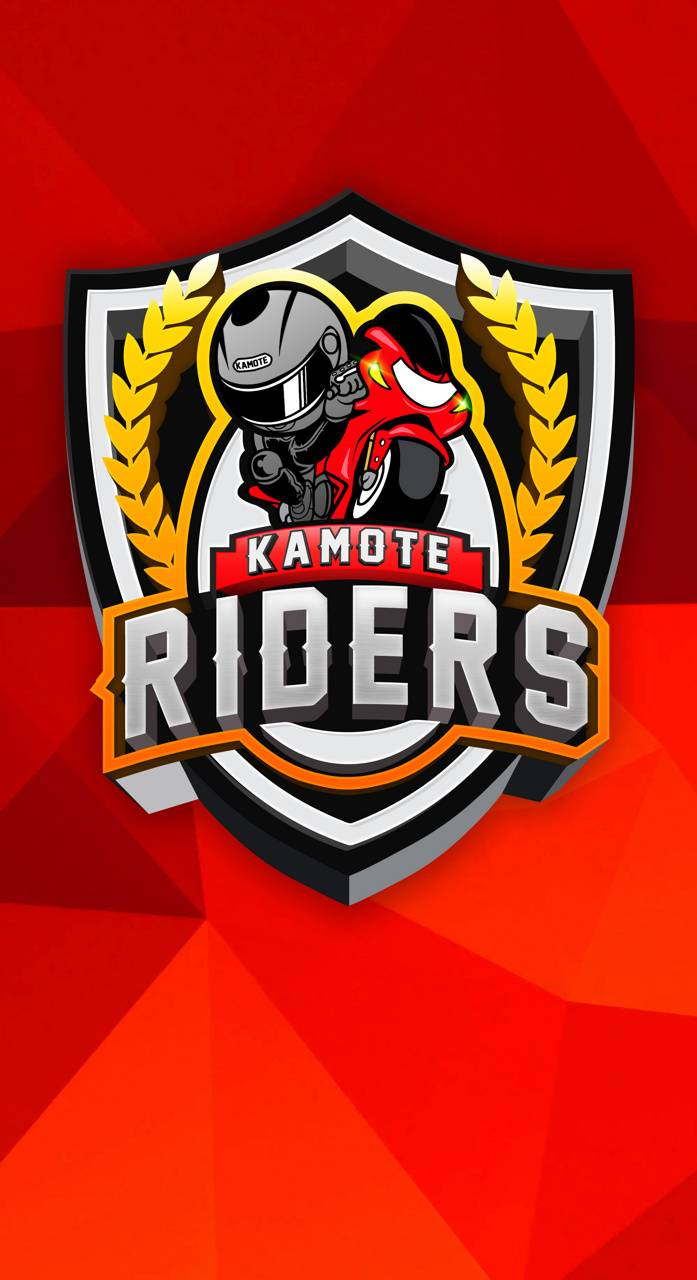 Kamote Riders Red
