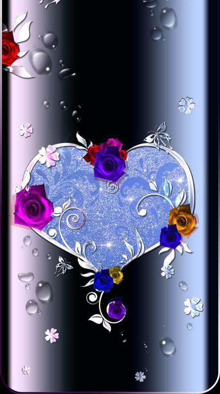 Roses N Heart
