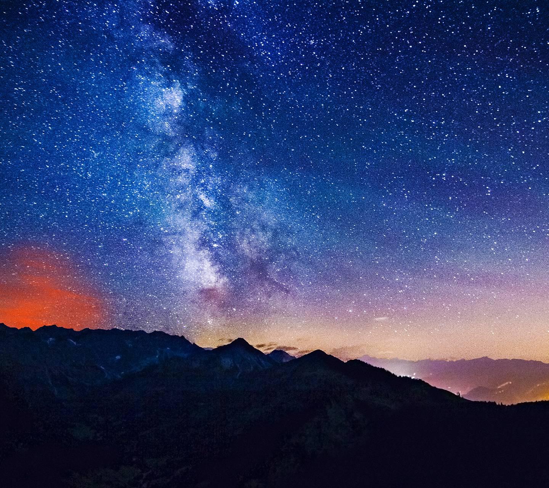 Mountain Starlight