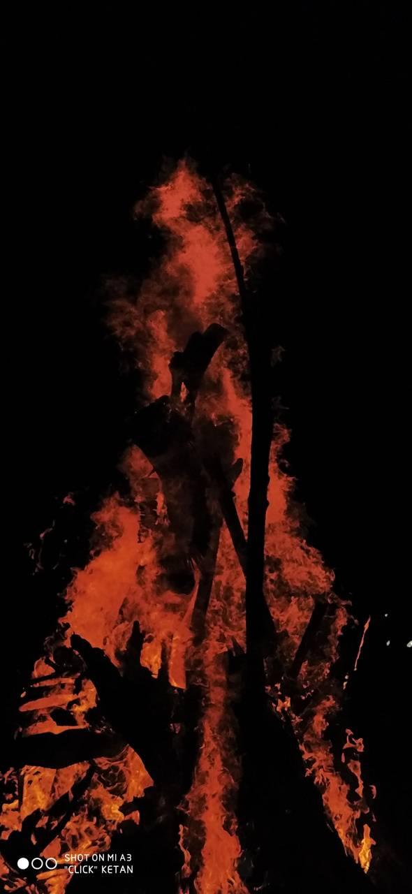 Fire of Holi