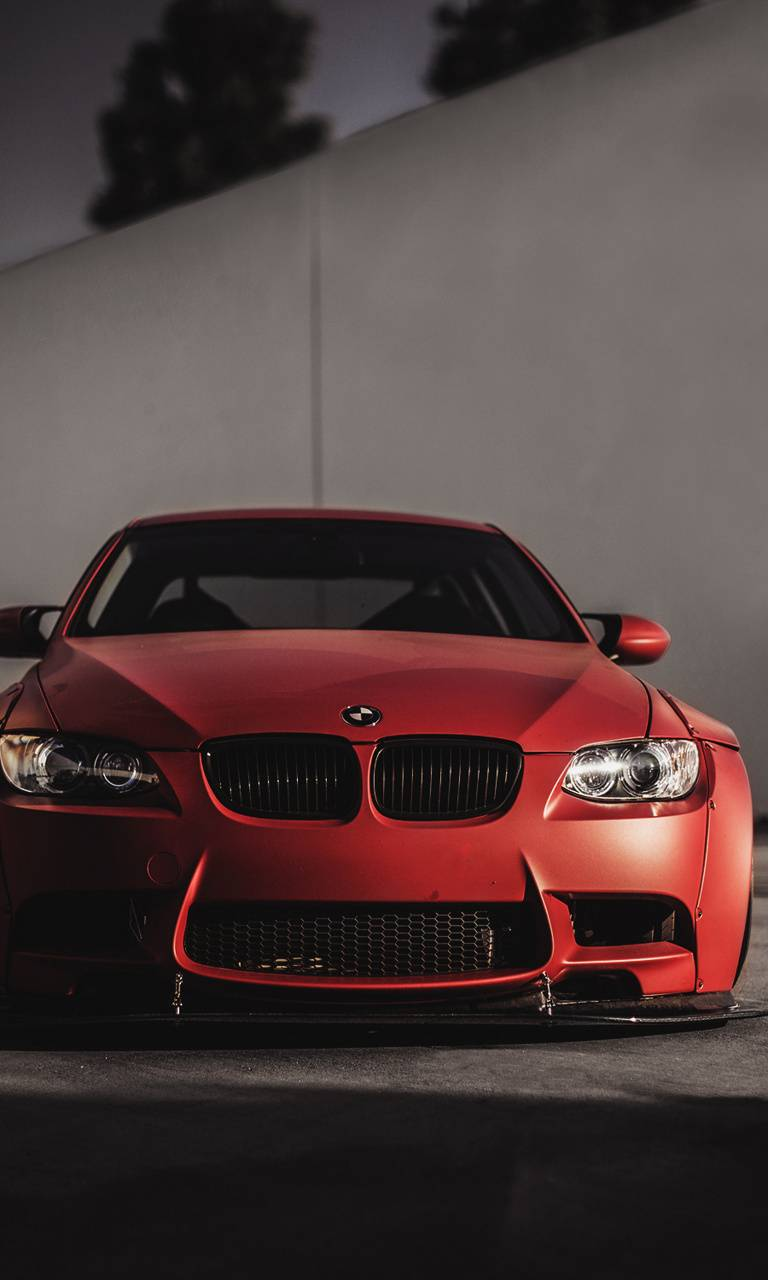 bmw red