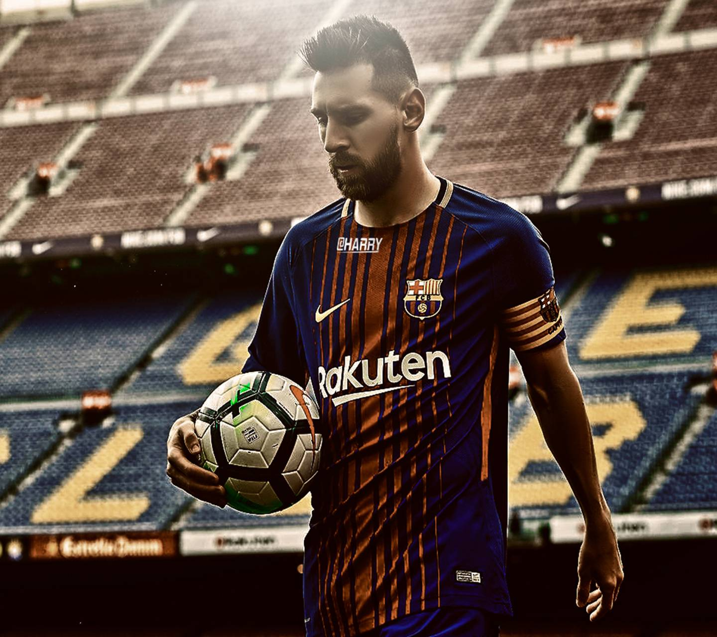 Wallpaper Of Messi: Lionel Messi Wallpaper By Harrycool15