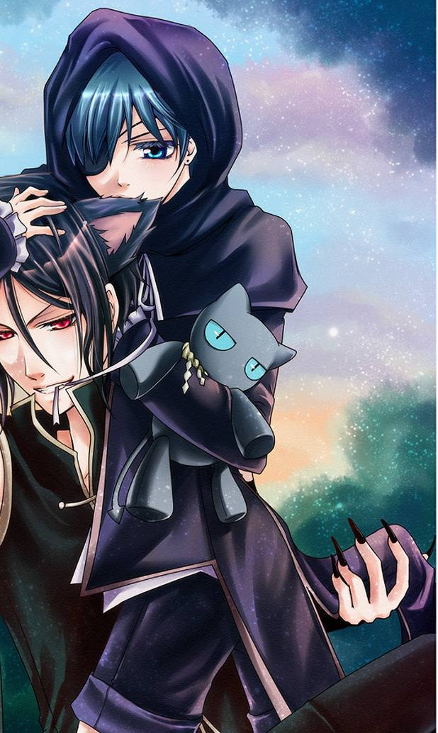 Free Samsung S5230 Black Butler Wallpapers By Relevance