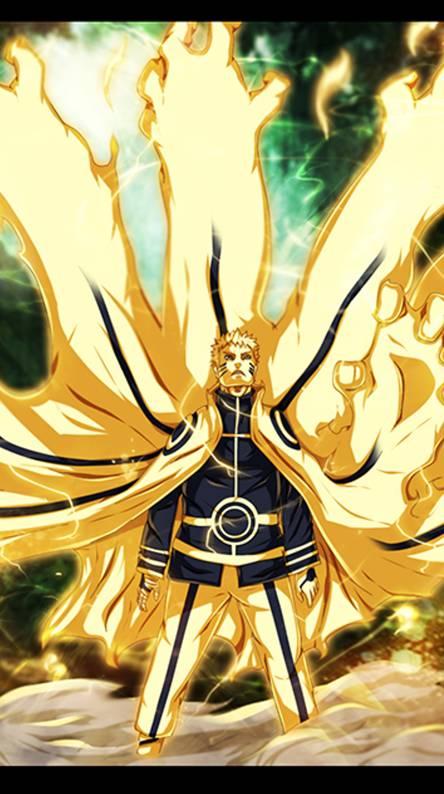 Naruto Hokage Iphone Wallpaper