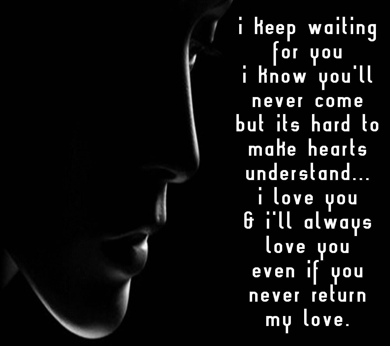 Return My Love