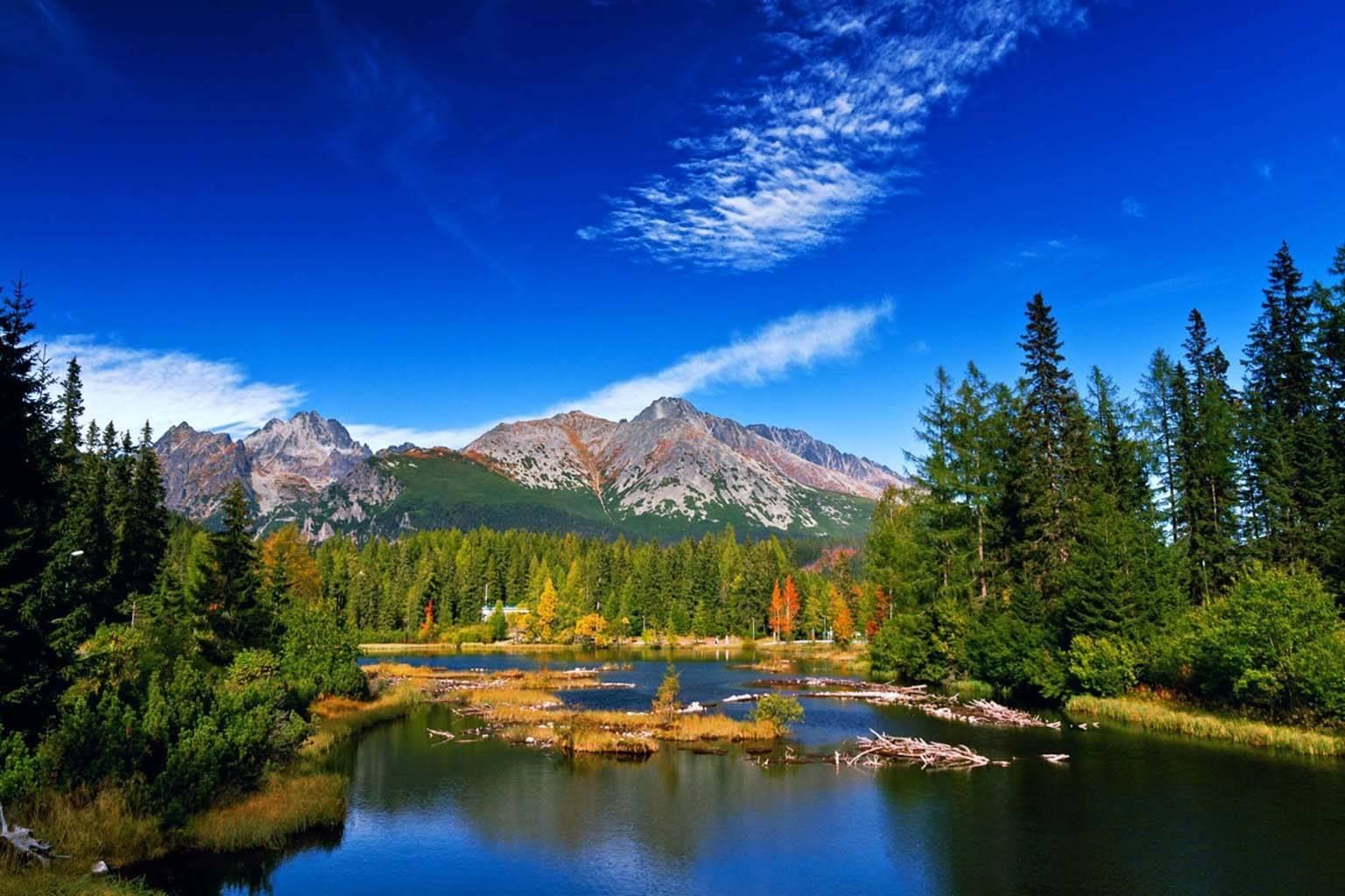 Autumn tatras